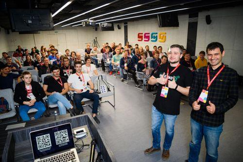 Krasnodar Mobile: Meetup #1