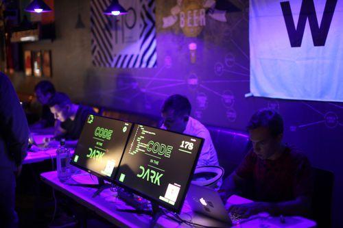 Первый Code in the Dark в Краснодаре